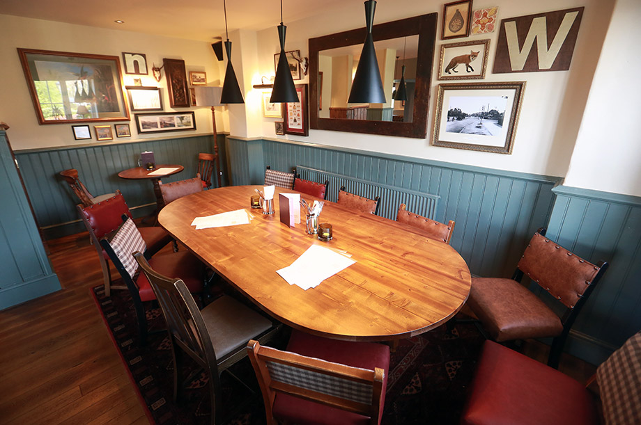 The Walton Fox in Bamber Bridge