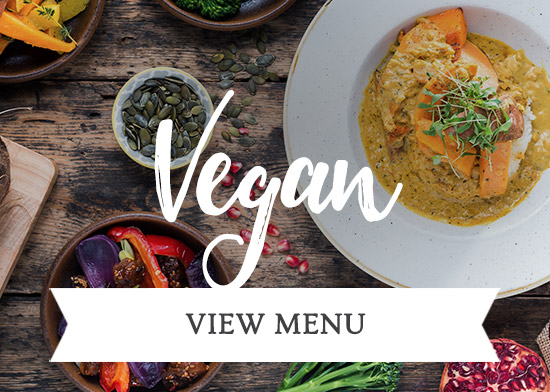 View our Vegan Menu