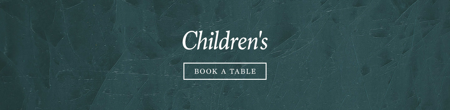 Children's Menu at The King's Head